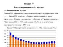 РОЗДІЛ ІV Викиди парникових газів і прогноз 4.1 Викиди діоксиду вуглецю Викид...