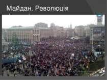 Майдан. Революція гідності
