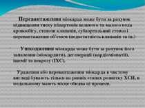 Перевантаження міокарда може бути за рахунок підвищення тиску (гіпертонія в...