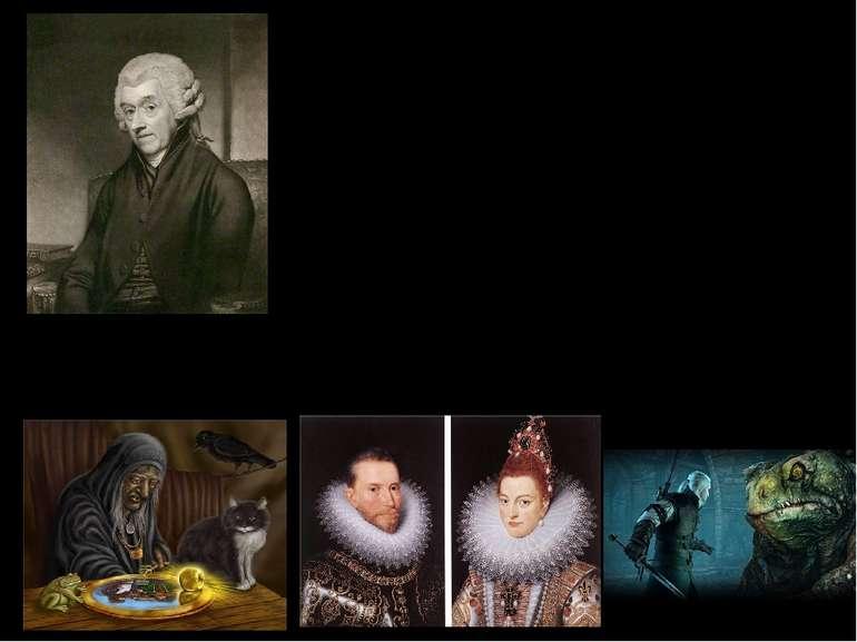 1710 — 1801 В 1768-му році вперше дав детальний опис симптомів стенокардії Ст...