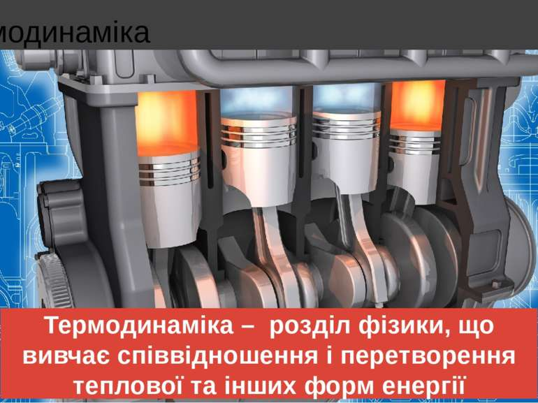 Термодинаміка