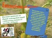 Поняття прийняте на Першій міжнародній нараді з педагогічних питань по еколог...