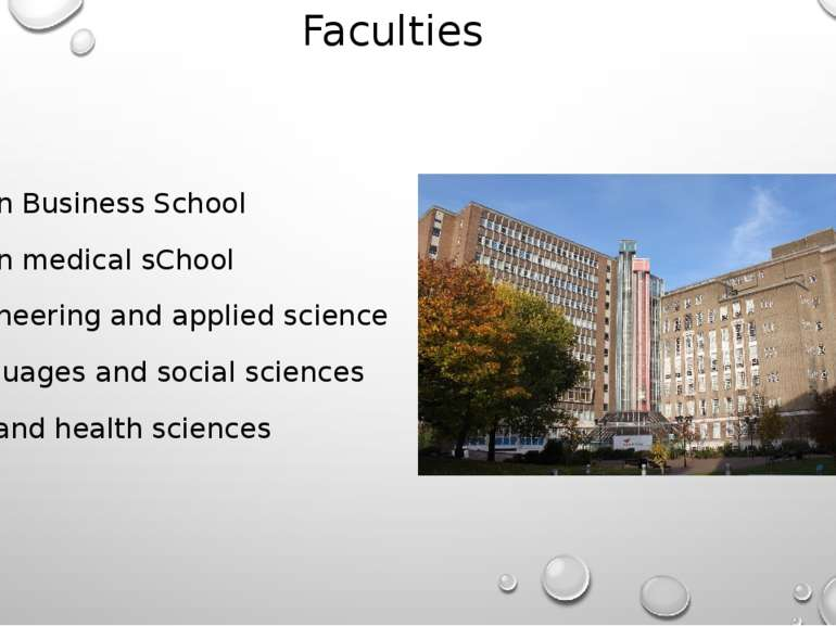Аston Business School Aston medical sChool Engineering and applied science La...