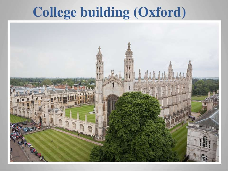 College building (Oxford)
