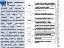 Бюджетний процес в ЄС Щорічний бюджетний процес у Європейському Союзі включає...