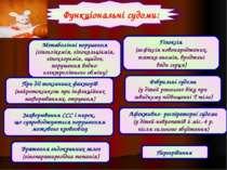 Функціональні судоми: Метаболічні порушення (гіпоглікемія, гіпокальціємія, гі...