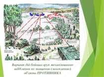 Варіант дій бойових груп механізованого відділення по знищенню (захопленню) о...