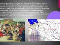 Слов'яни населяють близько 20% території Європи від Балтійського моря до Адрі...