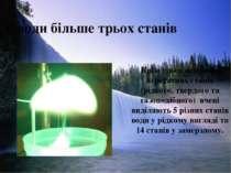 Вода як скло При -120° С вода стає тягучою, а при температурі -135° С вона пе...
