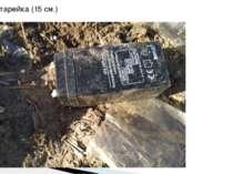 Батарейка (15 см.) к