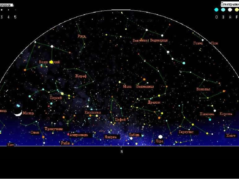 Фотографічна зоряна карта