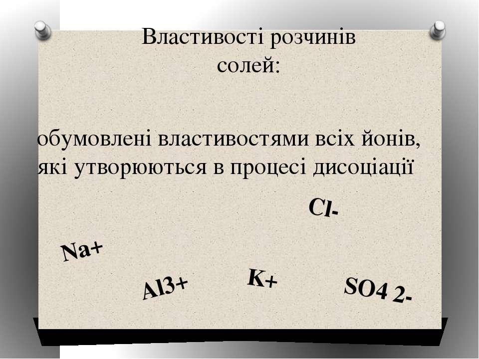 Використана література: Ярошенко О.Г. Хімія: підруч. для 9 кл. загальноосвіт....