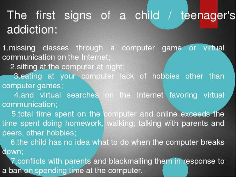 1.missing classes through a computer game or virtual communication on the Int...