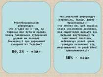 Республіканський референдум: «Чи згодні ви з тим, що Україна має бути в склад...