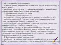 — лист слів, складів і літер по пам'яті; — «озвучене читання окремих літер, с...