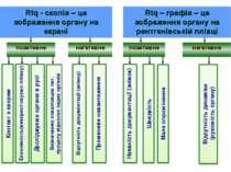 Rtq - скопія – це зображення органу на екрані негативне позитивне негативне R...