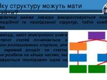 Яку структуру можуть мати сайти? Розділ 1 § 4 На практиці майже завжди викори...
