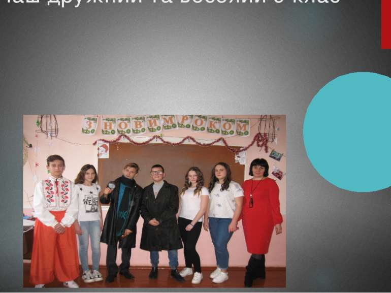 Наш дружний та веселий 9 клас