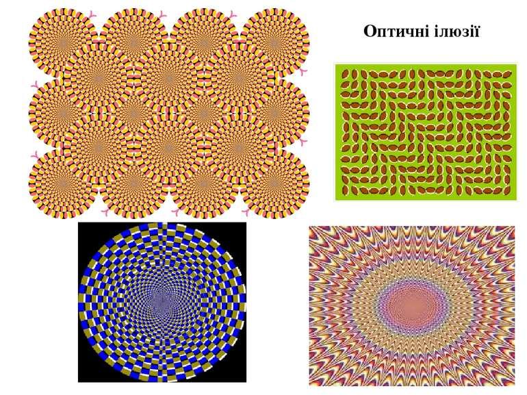 Оптичні ілюзії