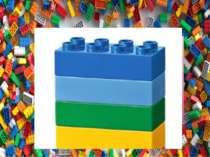 1 – 3 цеглинки; 2 – на 3 цеглинки більше; 3 – на 1 цеглинку менше; 4 – на 4 ц...