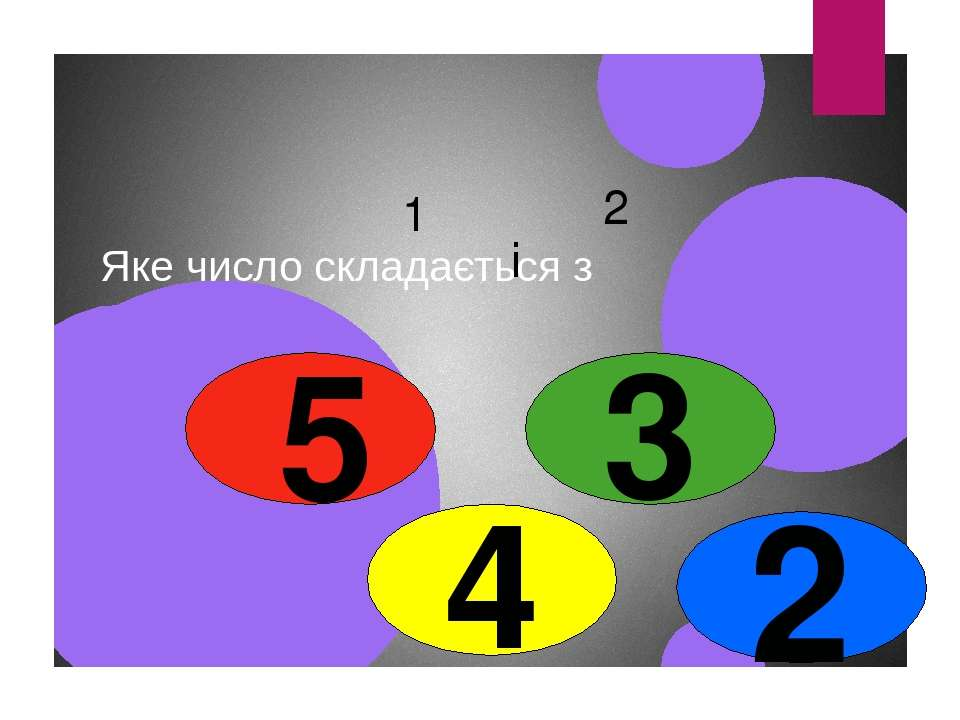 Яке число складається з 1 2 і 5 3 2 4