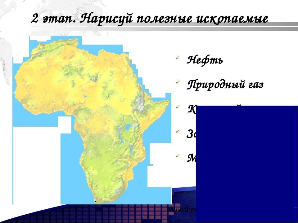 www.themegallery.com Нефть Природный газ Каменный уголь Золото Медные руды 2 ...