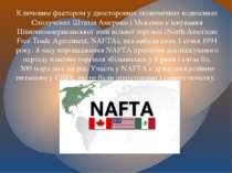 Ключовим фактором у двосторонніх економічних відносинах Сполучених Штатів Аме...