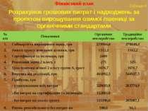 Фінансовий план Таблиця 6 Розрахунок грошових витрат і надходжень за проектом...
