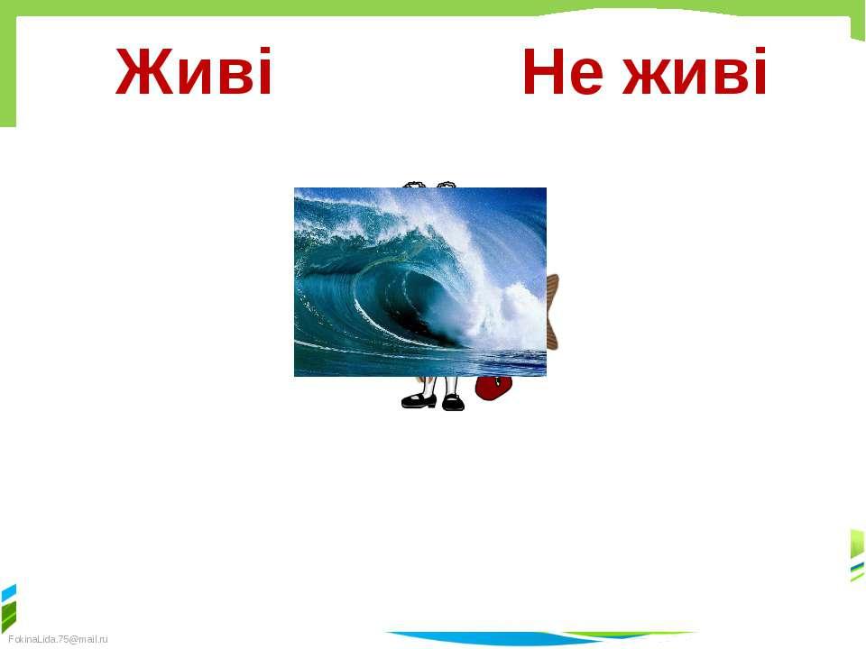 Живі Не живі Кресак Наталя Миколаївна FokinaLida.75@mail.ru