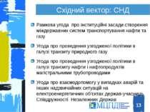 Східний вектор: СНД Рамкова угода про інституційні засади створення міждержав...