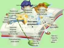 Наочна популяризація документів у бібліотеці Харківського ліцею №149 Виставки...