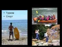 Активний відпочинок Туризм Спорт