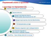 Первинний облік в проектах з догляду та підтримки (1)
