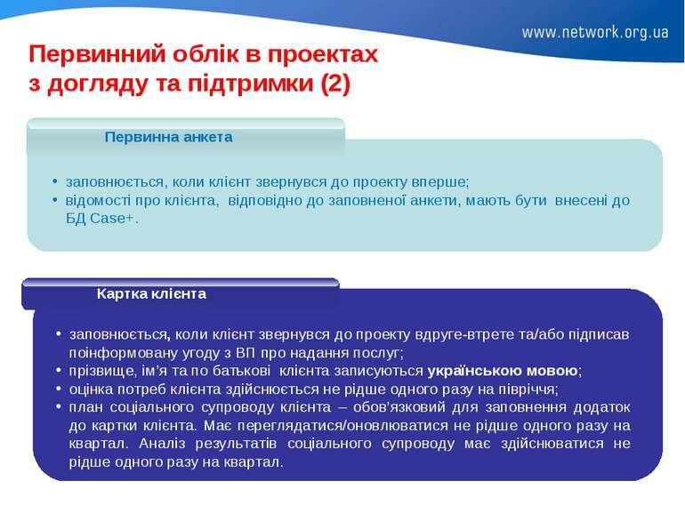 Первинний облік в проектах з догляду та підтримки (2)
