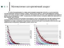 Математично-алгоритмічний апарат В слабко формалізованих та слабко структуров...