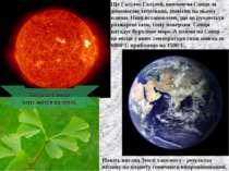 Ще Галілео Галілей, вивчаючи Сонце за допомогою телескопа, помітив на ньому п...