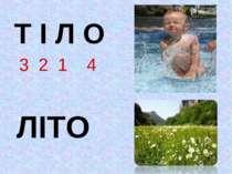 ЛІТО Т І Л О 3 2 1 4
