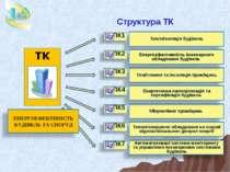 Структура ТК