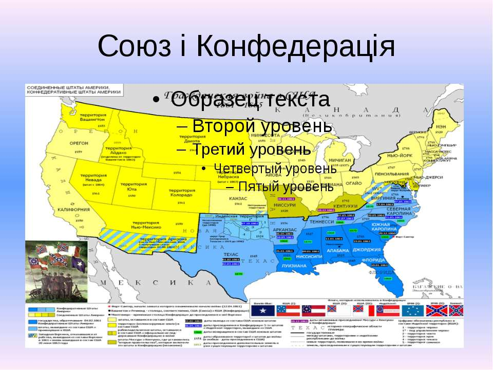Союз і Конфедерація