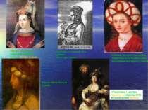 Портрет Роксолани невідомий художник, Венеція, XVIII століття Роксоляна в ста...