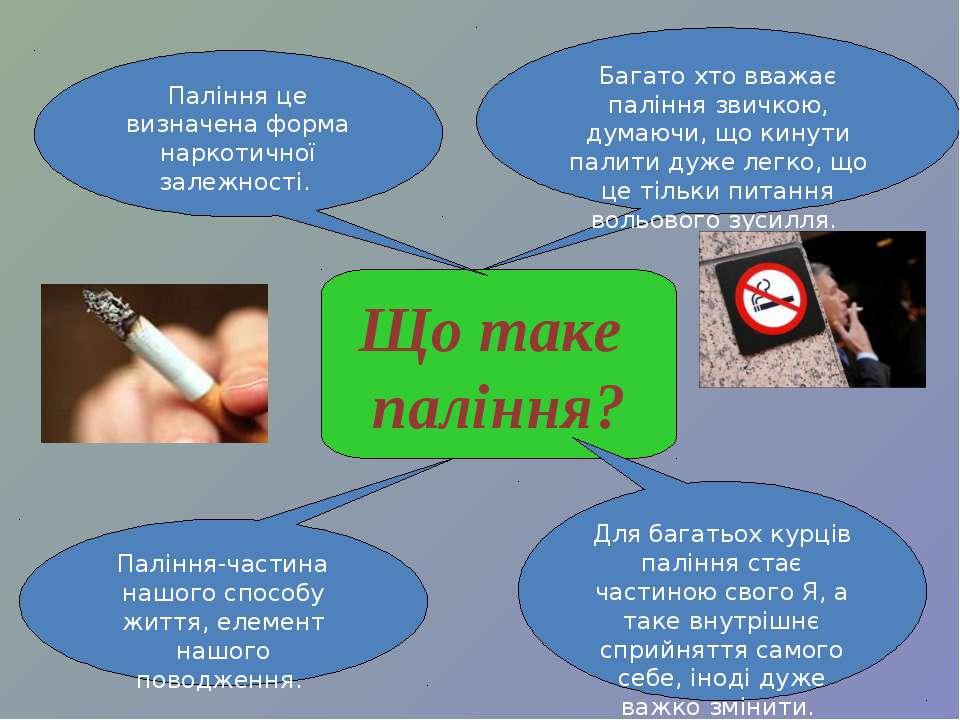 Багато хто вважає паління звичкою, думаючи, що кинути палити дуже легко, що ц...
