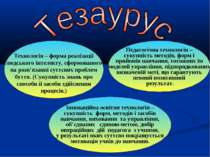 Педагогічна технологія – сукупність методів, форм і прийомів навчання, тотожн...