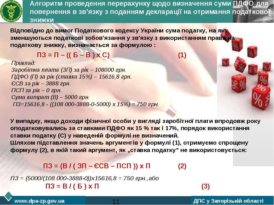 www.themegallery.com Company Logo Алгоритм проведення перерахунку щодо визнач...