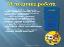 Лисичанська ЗОШ № 4 є базовою для студентів педагогічного коледжу, тому крім ...