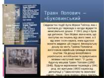 Траян Попович – «Буковинський Шиндлер»