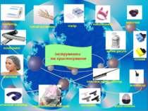 Інструменти та пристосування комірець гумові рукавички папір мисочка коклюшки...