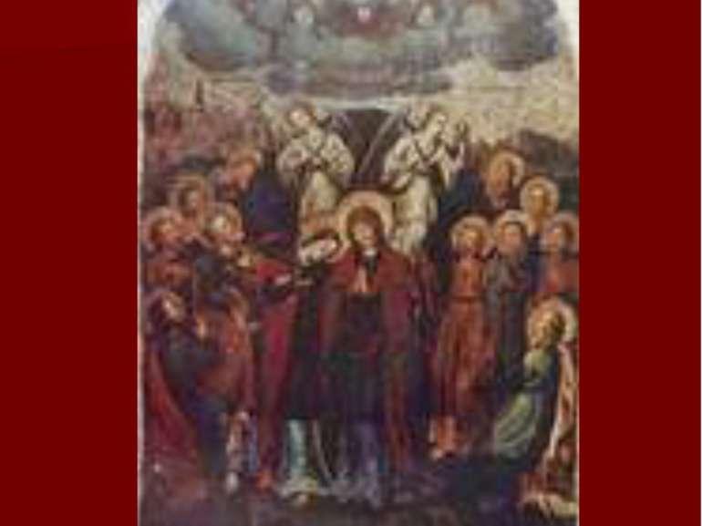 """""""Вознесіння """" ЙОВ КОНДЗЕЛЕВИЧ Богородчанський іконостас. 1698-1705 рр. Націон..."""