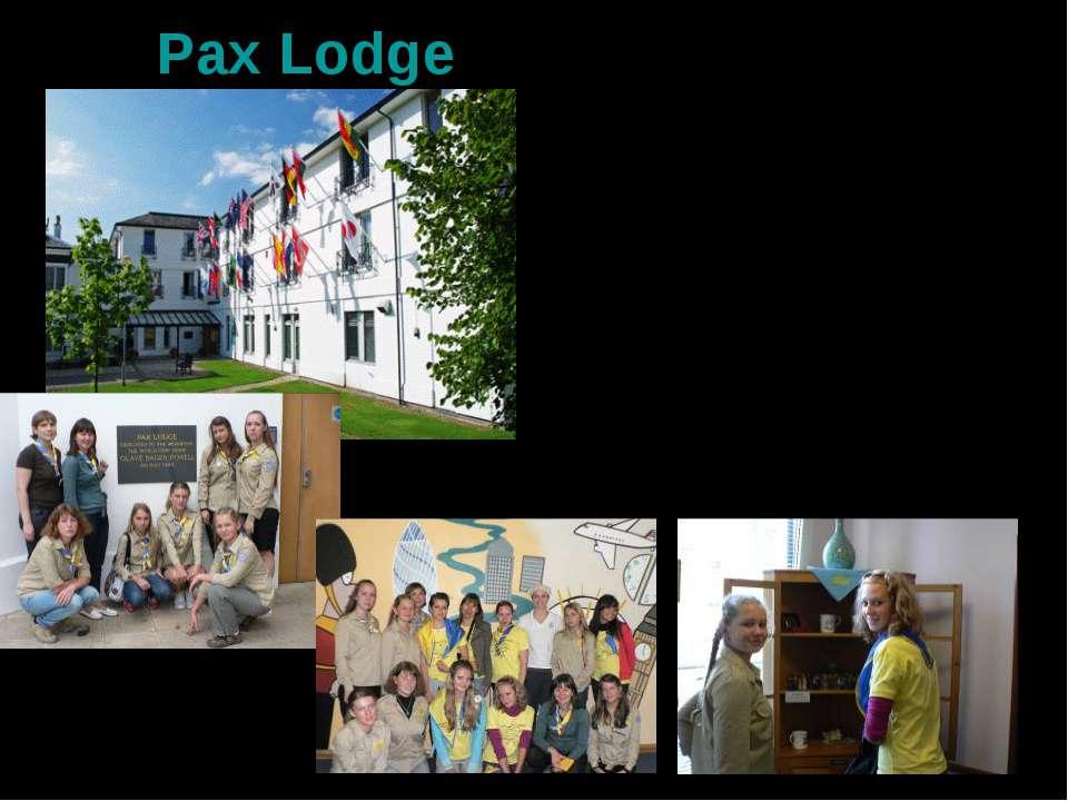 Pax Lodge Так як Я була в Пакс Лодже, про ньго і розповідала. Поради: Виходяч...