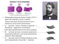 Німецький математик Фелікс Клейн в ХІХ ст. довів таку важливу для нас теорему...