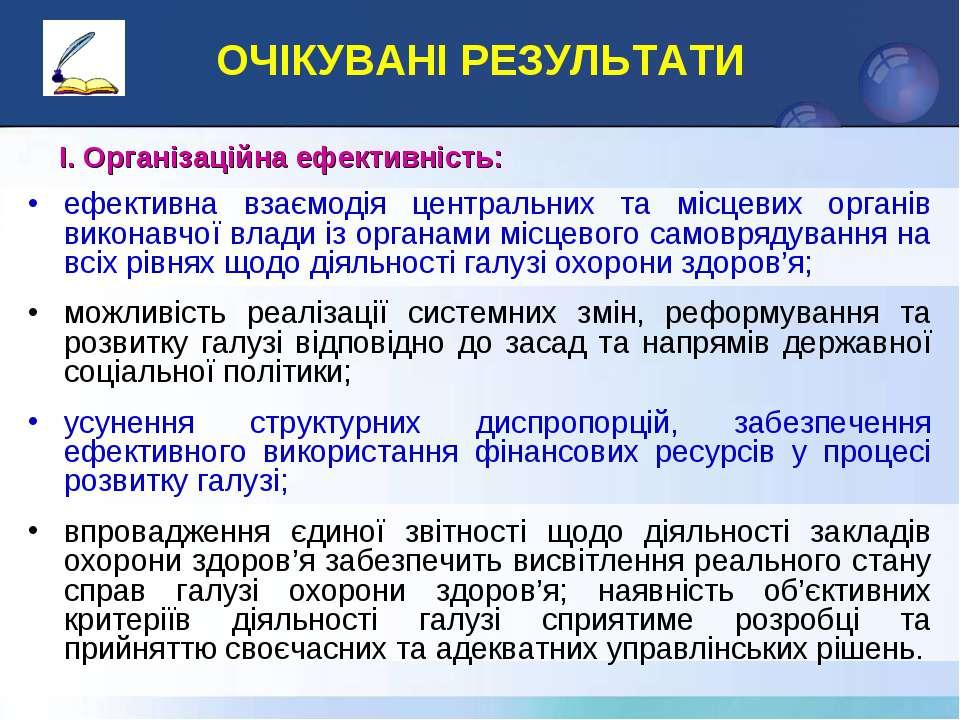 ефективна взаємодія центральних та місцевих органів виконавчої влади із орган...